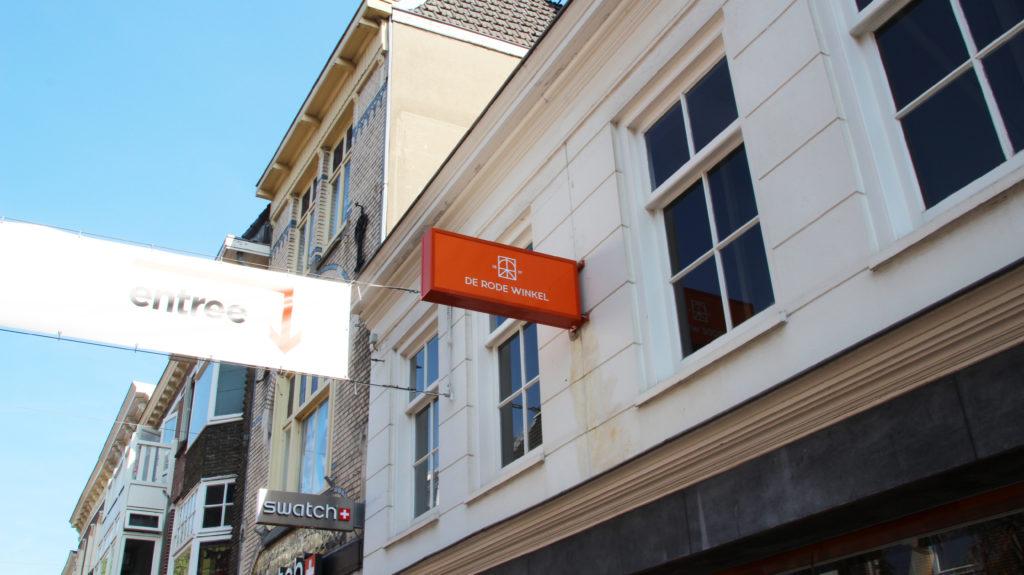 De Rode Winkel