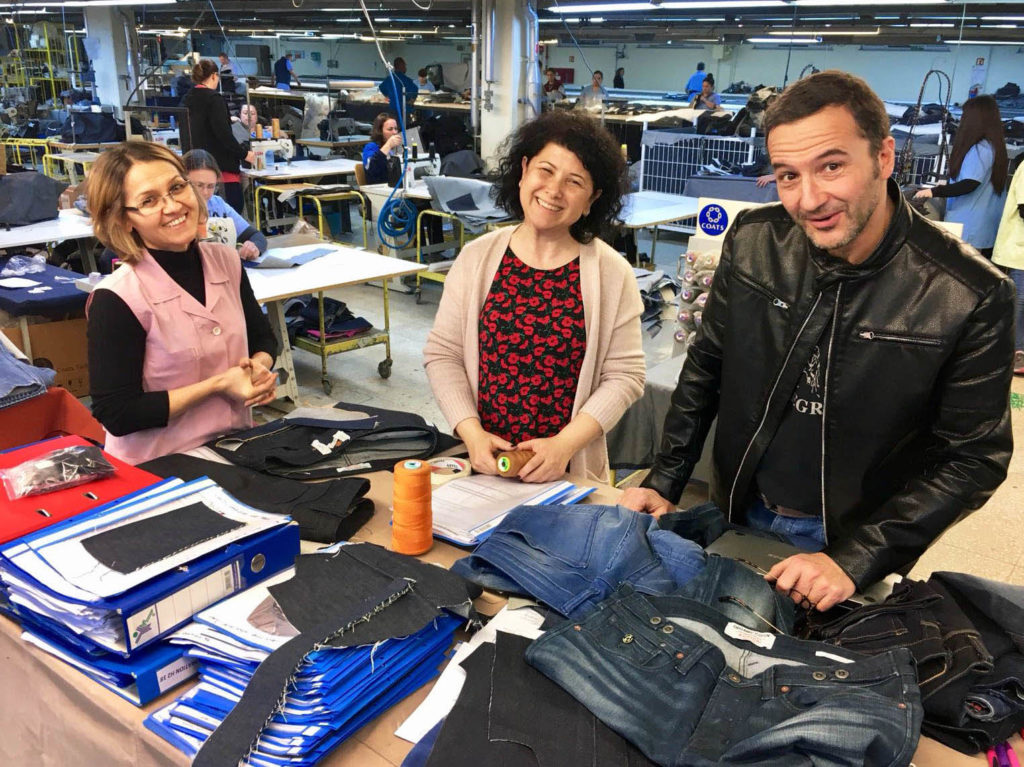 Kuyichi_factory_supplier_visit_Dinateks_Turkey