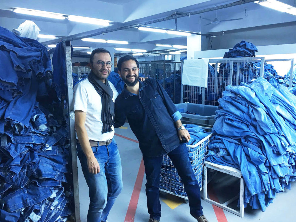 Kuyichi_factory_supplier_visit_Dinateks_Turkey_1
